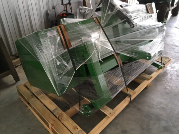 Hydraulic Box Blade by JPS Fabrications LLC