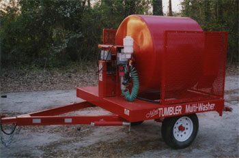 Mini-Tumbler Multi-Washer by JPS Fabrications LLC